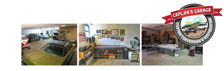 Caplan's Garage
